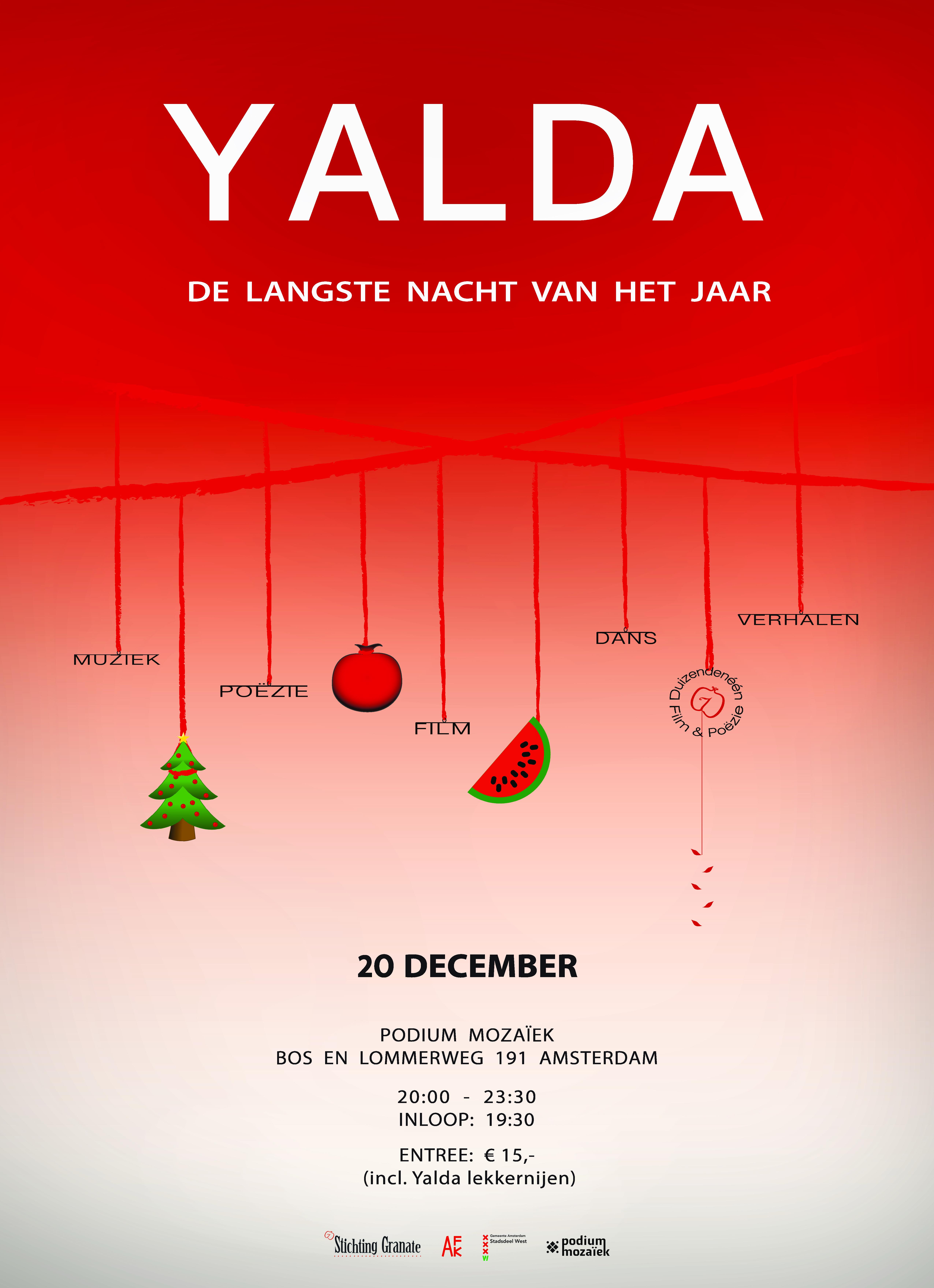20 Dec 2016 – Yalda