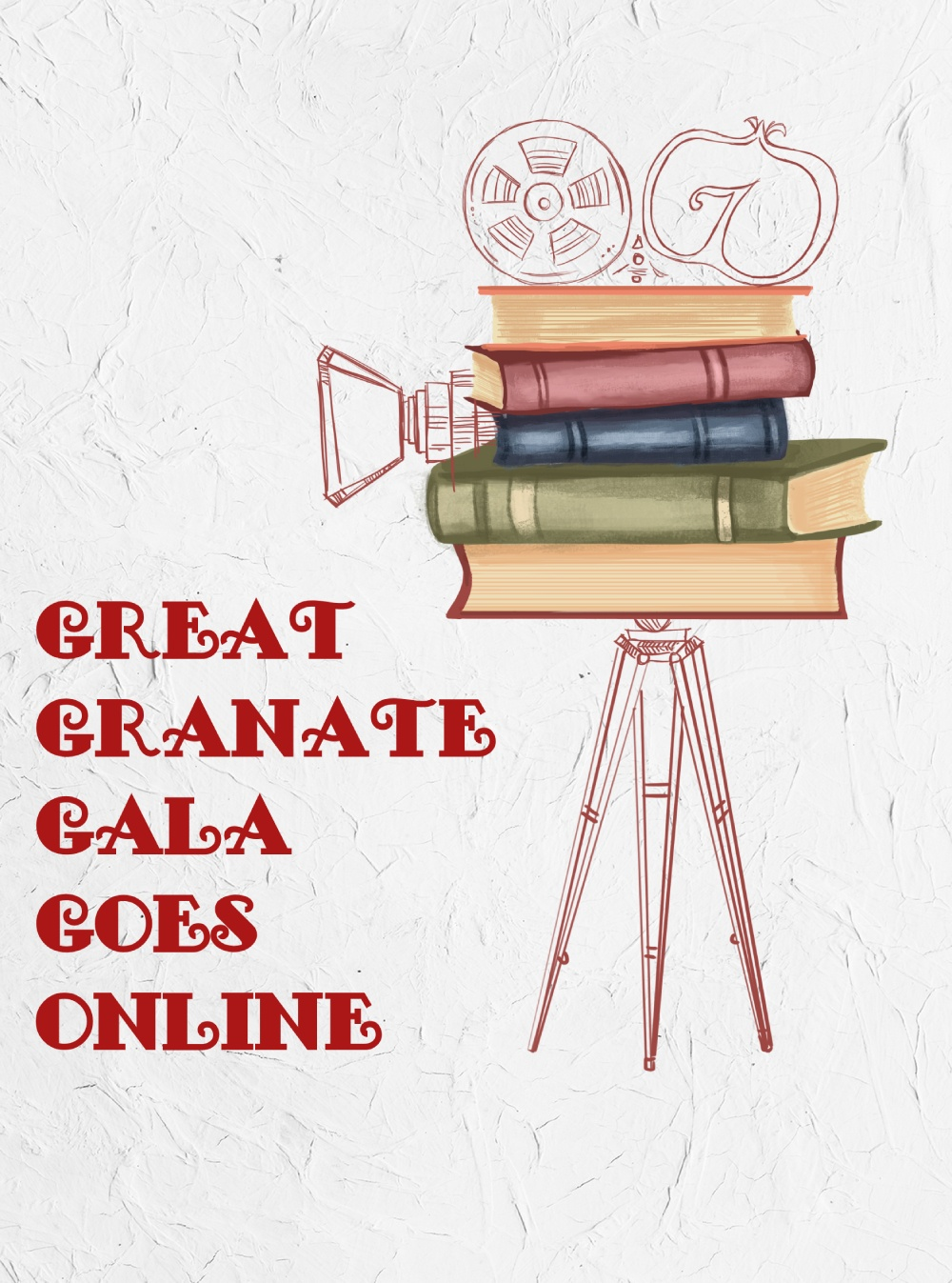 Great Granate Gala Goes Online